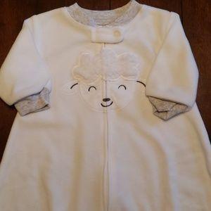 $8 or $5 bundled Carters Fleece Sleep Sack - lamb